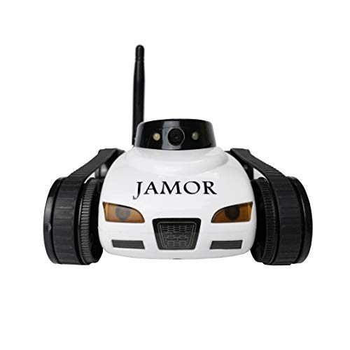 Jamor Home Security Robot Car