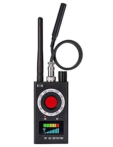 JMDHKK Anti Spy Detector, Bug Detector ,Hidden Camera Detectors ,GPS Detector ,RF Signal Scanner...