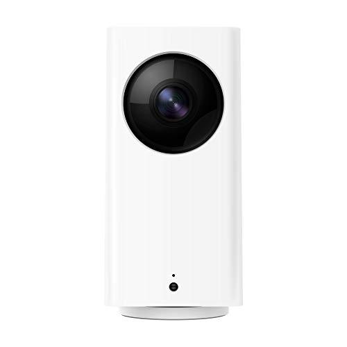 Wyze Cam Pan 1080p Pan/Tilt/Zoom Wi-Fi Indoor Smart Home Camera with Night Vision, 2-Way Audio,...