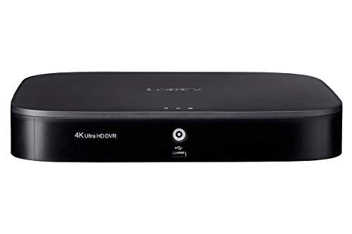 Lorex D481A82B Analog DVR System