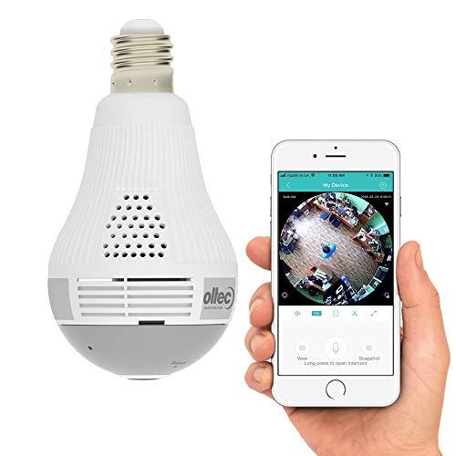 OLTEC Light Camera Security