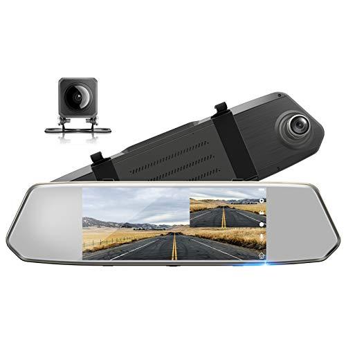 TOGUARD Backup Dash Camera