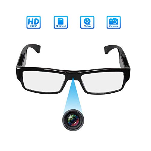 YAOWE Hidden Camera Eyeglasses