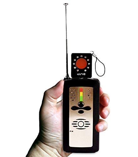 SpyMatrix Law Grade Pro-10G Bug Detector