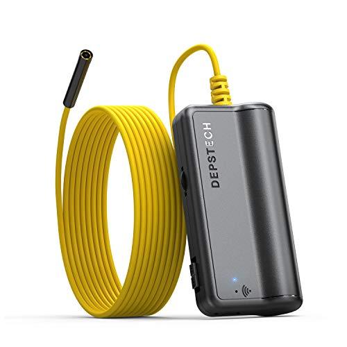 DEPSTECH Upgrade 5.0MP HD WiFi Borescope