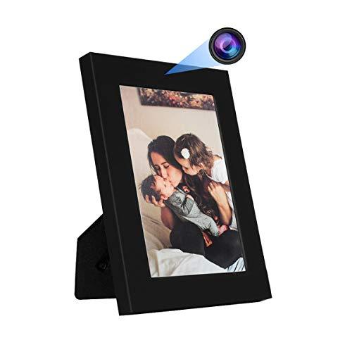 KAMRE Photo Frame Spy Clock Camera