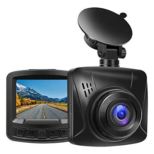Pathinglek Dash Cam 1080P Full HD WiFi Dash Camera for Cars Mini Dashboard Camera 2 inches LCD,...