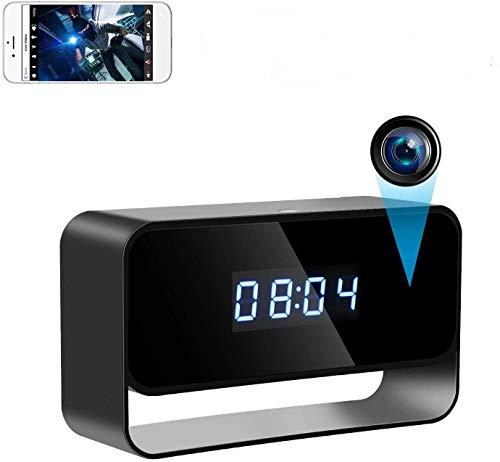 Facamword Hidden Camera Clock