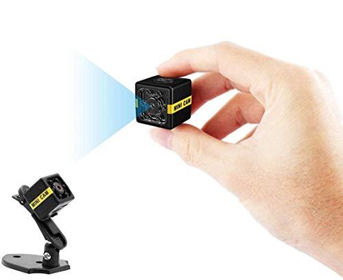 Pannovo Mini Spy Camera