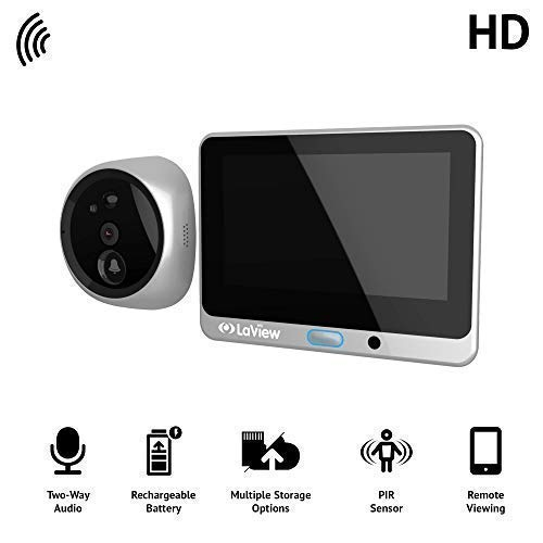 La View Wireless Doorbell Camera