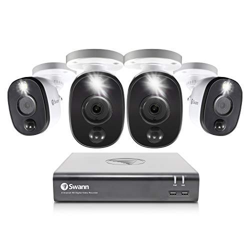 SWANN SWDVK-845804WL System