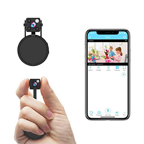 Relohas Mini Spy Camera