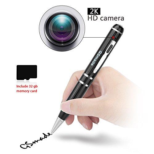 GSmade Hidden Spy Camera
