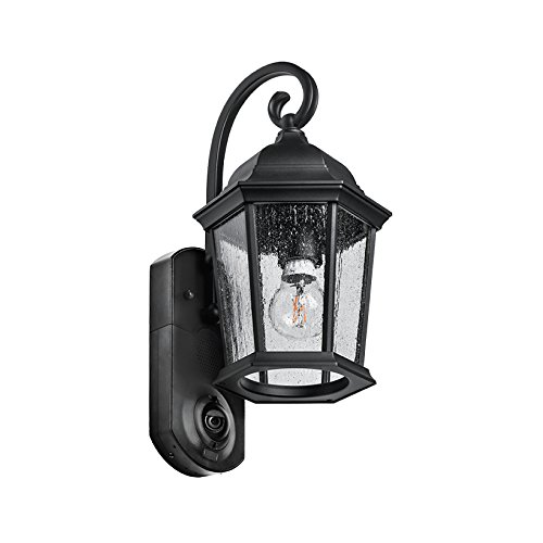 Maximus Outdoor Light Bulb Security Camera
