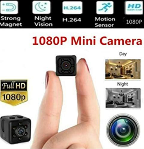 Mini Micro HD Hidden Camera Spy Cameras Video Night Vision 1080P Camcorder Motion Sensor Monitoring