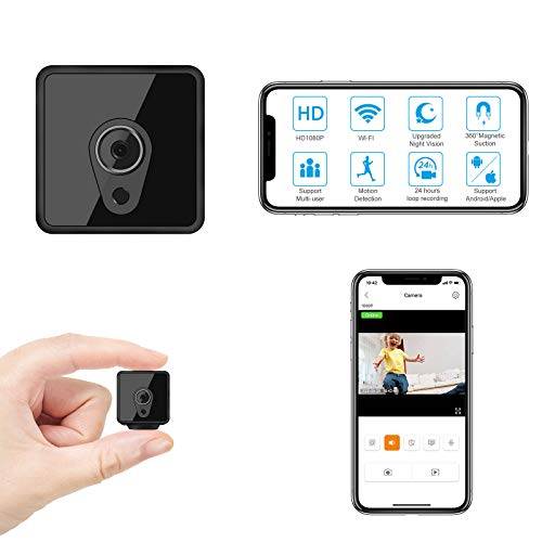 Jayol Portable Mini Spy Camera