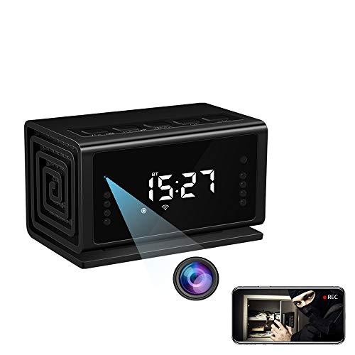 MIOTA Hidden Spy Camera Clock