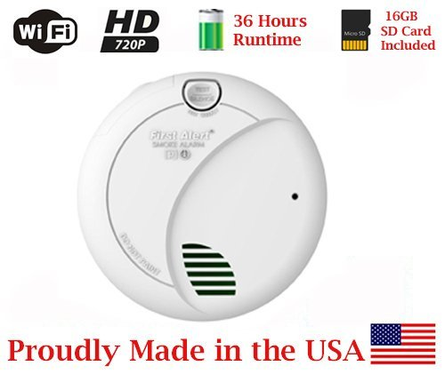 Secureguard  Battery Powered Smoke Detector