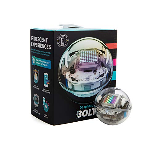 sphero bolt programmable sensors robot ball