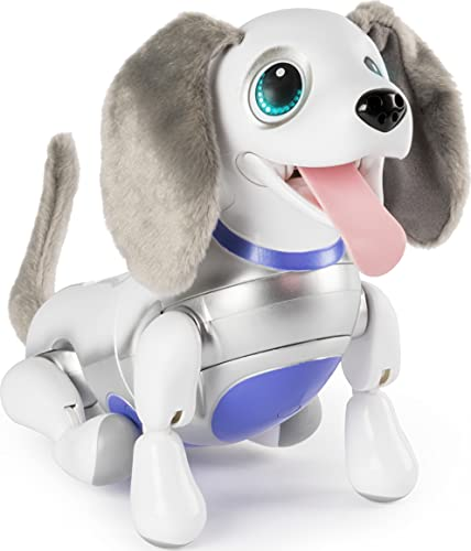 zoomer Playful Pup, Responsive Robotic Dog with Voice Recognition & Realistic Motion, For Ages 5 &...