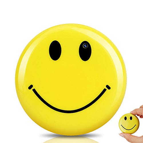 WISEUP Store Smiley Button Camera