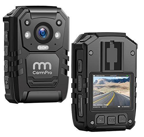 CammPro Premium Portable body camera