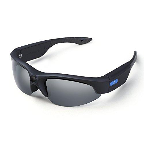 Ultra Wide Angle 8GB 1080P HD Camera Glasses Video Recording Sport Sunglasses DVR Eyewear Sports...