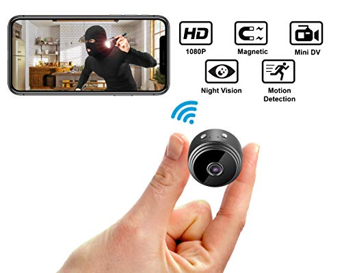 NEWTECHPLUS Wireless HD Spy Camera