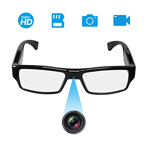 YAOWE Hidden Camera Eyeglasses