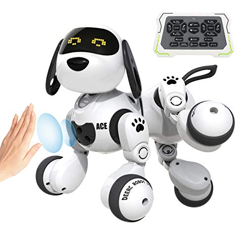 Top Race Store Remote Control Dog
