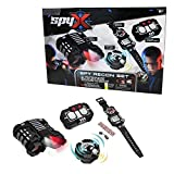 SpyX Recon Set - Includes Night Nocs + Voice Disguiser + Recon Watch + Motion Alarm. Perfect for...