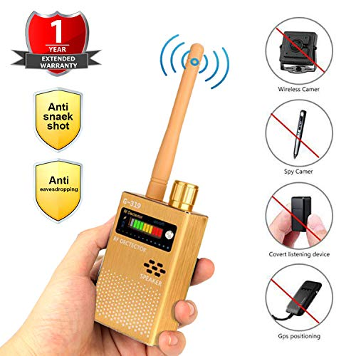 Elimy Anti-Spy Wireless RF Detector