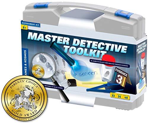 Thames & Kosmos Master detective Kit