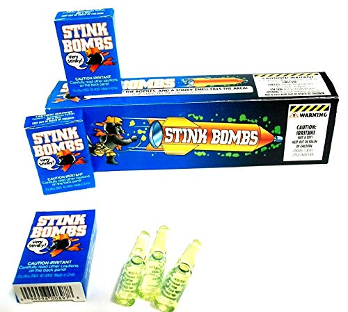 Stink Bombs Box