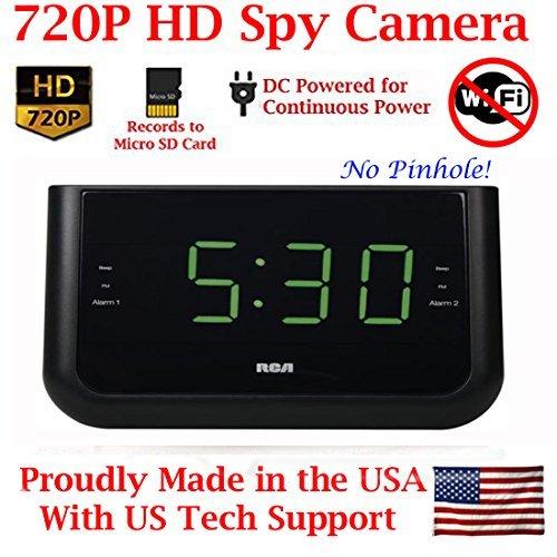 AES Spy Camera