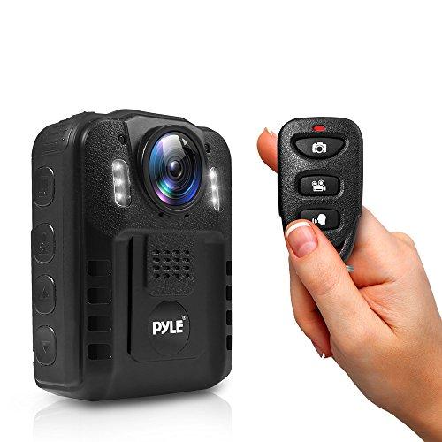 Pyle Premium Body Camera