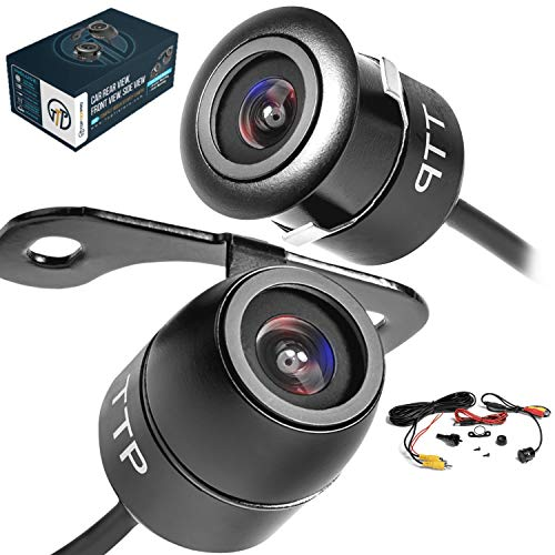 Toptierpro Mini Back Up Car Camera