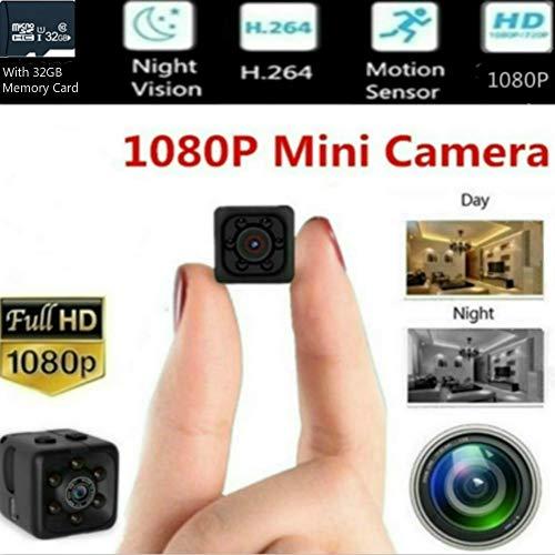 Silverzone Micro Hidden Camera