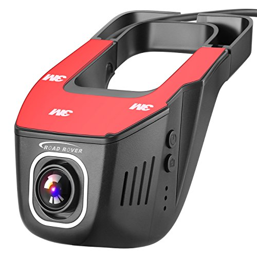 RoadRover Wifi Car DVR dash camera