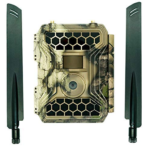 "4GLTE Wireless Trail Camera - Snyper Cellular Trail Cameras 12MP/1080P Wireless Trail Camera with 2""..."