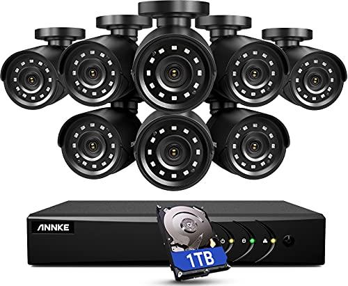 ANNKE 5MP Lite Home Security Camera System