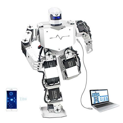 LewanSoul H3S 16DOF Humanoid Robot Kit