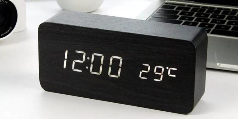 Best Hidden Alarm Clock