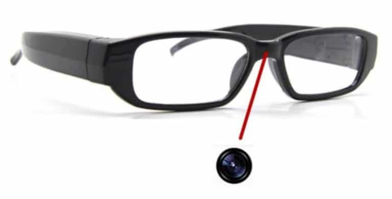 Best Hidden Camera Glasses