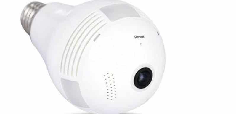 Best Light Bulb Camera In 2021 [Hidden, WiFi, Indoor & Outdoor] – Review & Buyer's Guide