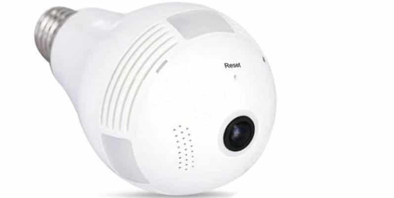 Best Light Bulb Camera In 2019 Hidden Wifi Indoor