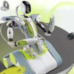 Erector Spykee Robot