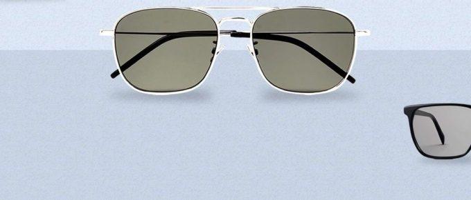 Best Look Behind Sunglasses