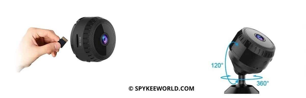Aobo Spy Camera Review