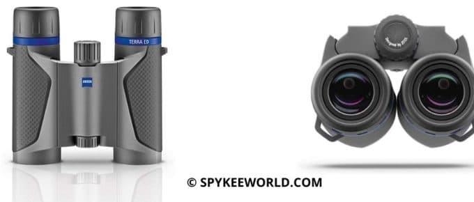 Carl Zeiss 10x25 Terra ED Compact Binocular